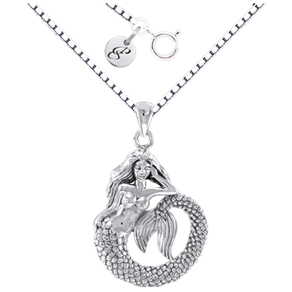 Beauty of the Sea Pendant and Chain