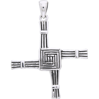 Brigid Cross Pendant