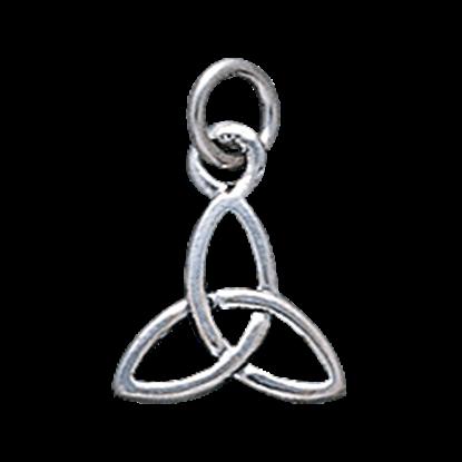 Celtic Triquetra Knot Charm
