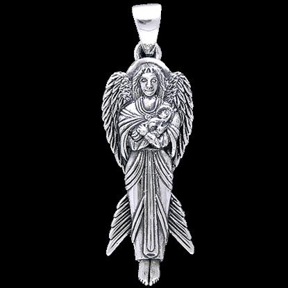 Angel of New Hope Pendant