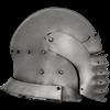 Bellows Face Sallet Helmet