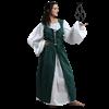 Ameline Peasant Dress