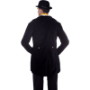 Black Velvet Gentlemans Tailcoat