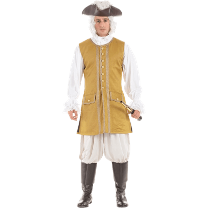 Commodore Norrington Vest