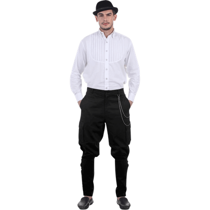 Black Airship Pants