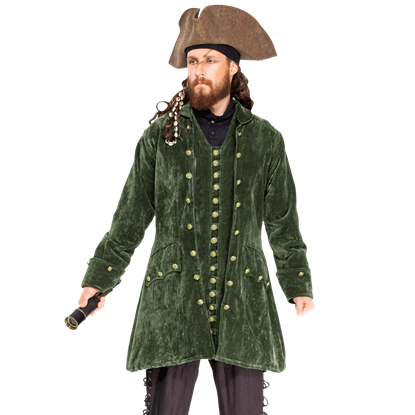 Captain Nathaniel Coat
