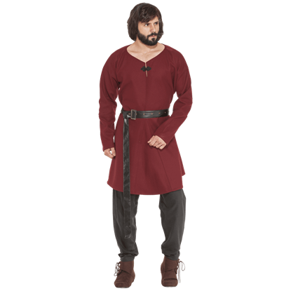 Viking Clothing, Viking Tunics, and Viking Boots from Leather Armor