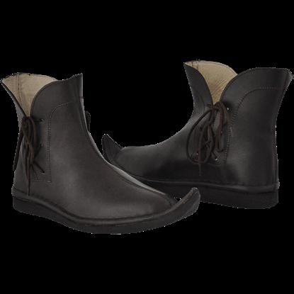 Viking Leather Shoes