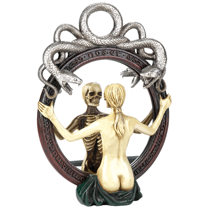 Alchemy Speculum Wall Mirror