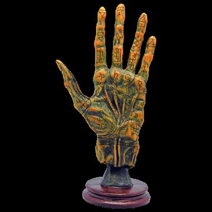 Alchemy Palmistry Hand