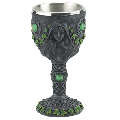 Maiden, Mother and Crone Chalice