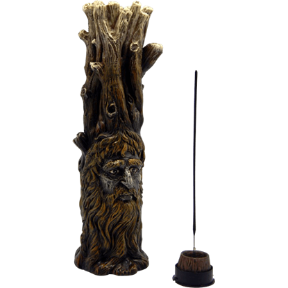 Tree of Wisdom Incense Burner