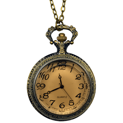 Translucent Victorian Pocket Watch