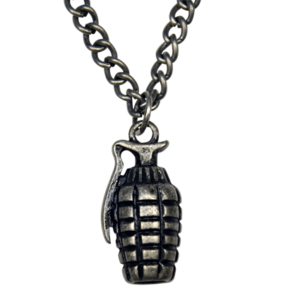 MK2 Grenade Necklace