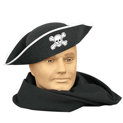 Simple Pirate Hat