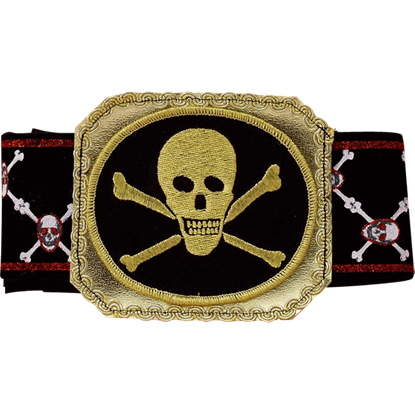 Fancy Pirate's Belt