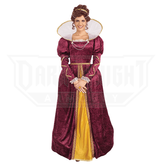528af29e46c Queen Elizabeth Women s Costume - FM-58372 from Leather Armor ...