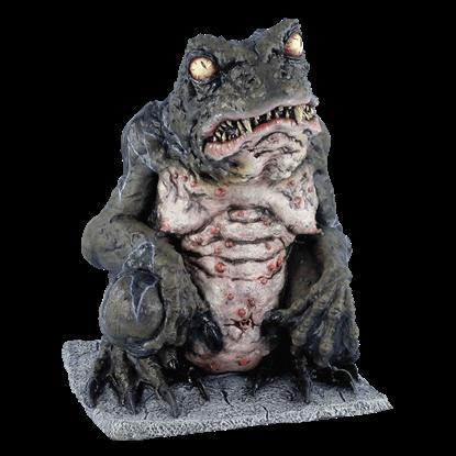 Mutated Toad Lord Display