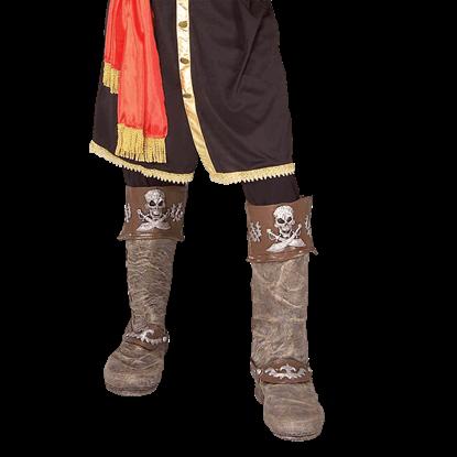 Deluxe Buccaneer Boots
