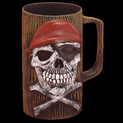 Pirate's Beer Mug
