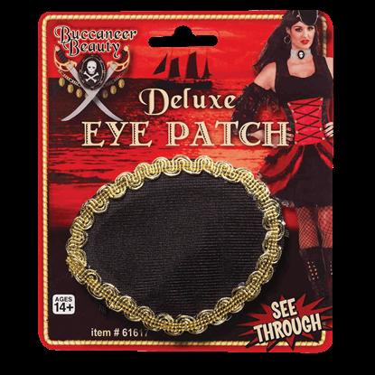 Buccaneer Beauty Deluxe Eye Patch