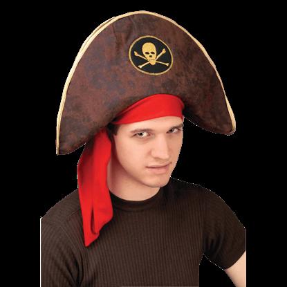 Buccaneer Captain's Hat