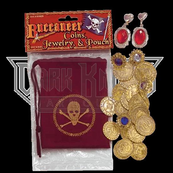 Buccaneer's Treasure Set
