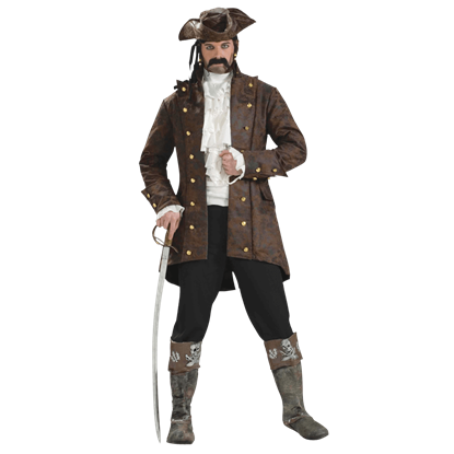 Buccaneer's Costume Jacket