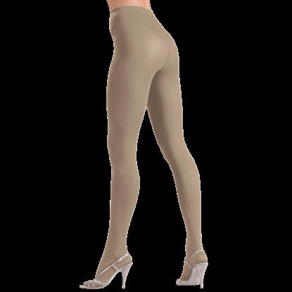 Women's Beige Costume Tights