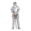Armored Knight Men's Costume