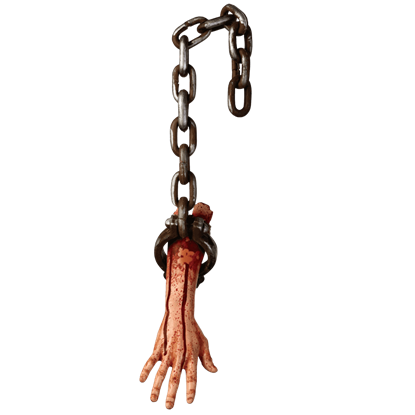 Hanging Bloody Arm