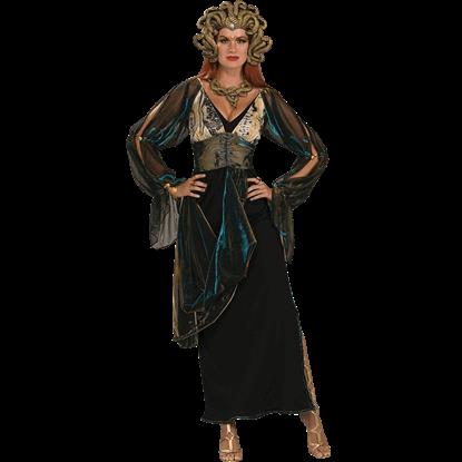 Womens Medusa Costume