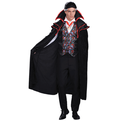 Baron Von Blood Costume