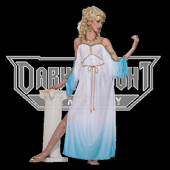 Gorgeous Greek Goddess Women's Costume