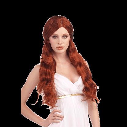 Auburn Venus Wig