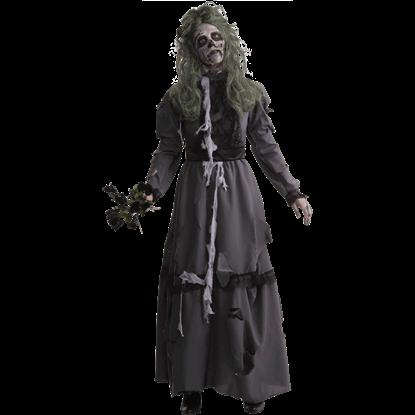 Zombie Lady Costume