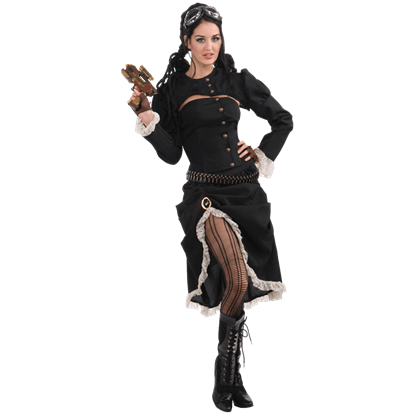 Steampunk Renegade Costume