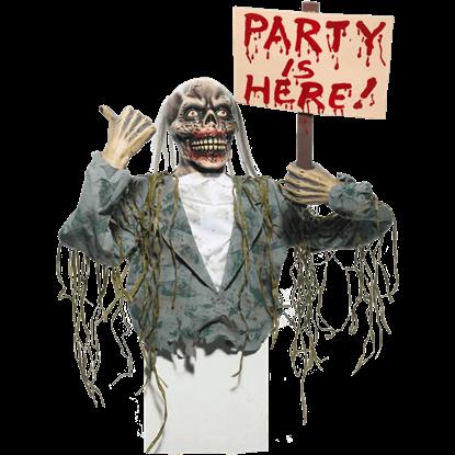 Groundbreaker Party Zombie
