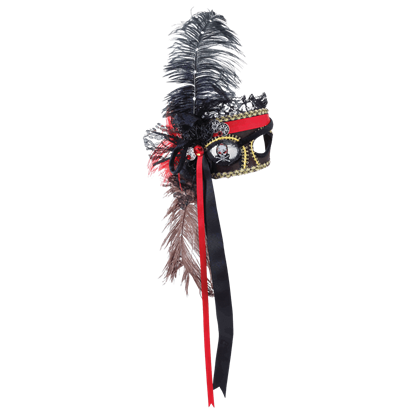 Venetian Pirate Mask
