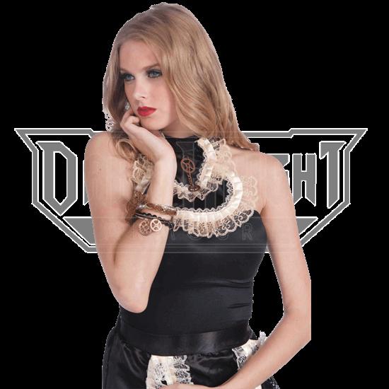 Steampunk Multi-Band Bracelet