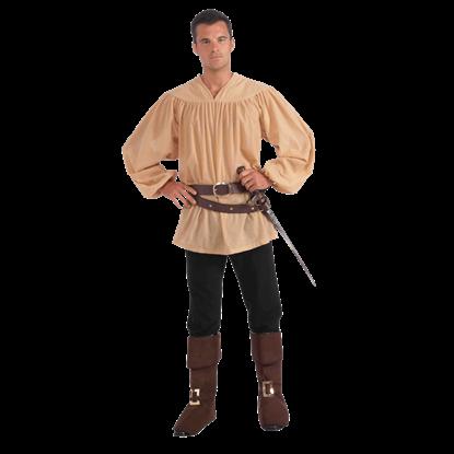 Beige Medieval Shirt