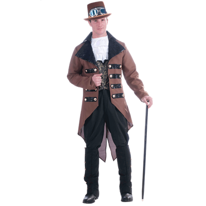 Steampunk Jack Men's Costume