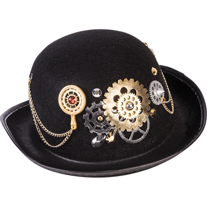 Counterculture Derby Hat