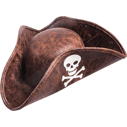Mini Jolly Roger Hat