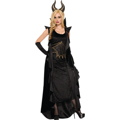 Wicked Queen of Dragons Costume