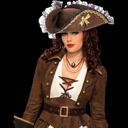 Fanciful Seafarer Hat