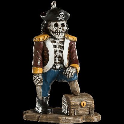Pirate Horror Ornament