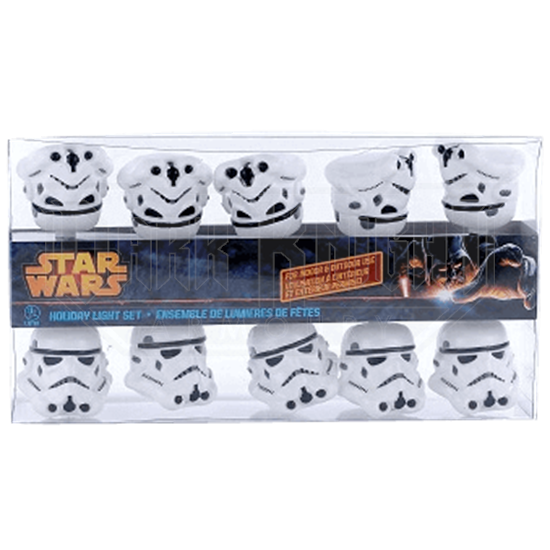 Star Wars Stormtrooper Helmet Light Set