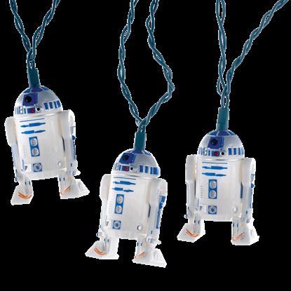 Star Wars R2-D2 Light Set