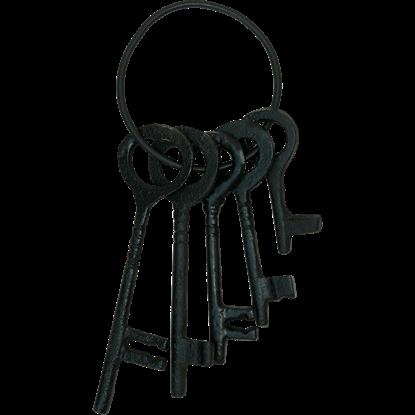 Iron Jailer Key Set